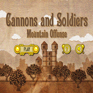 Cannons and Soldiers.