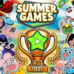Cartoon Network Summer Games.