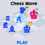 Chess Move Game.