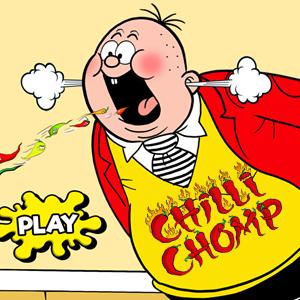 Chilli Chomp game.