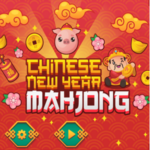 Chinese New Year Mahjong Solitaire Game.