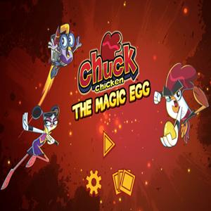 Chuck Chicken the Magic Egg Game.