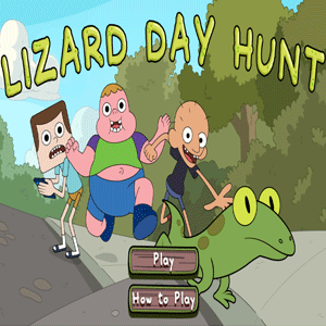 Clarence Lizard Day Hunt.