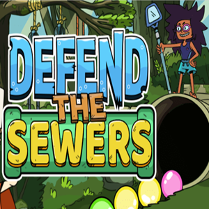 Craig of the Creek Defend the Sewers.