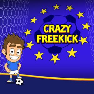 Crazy Freekick Game.