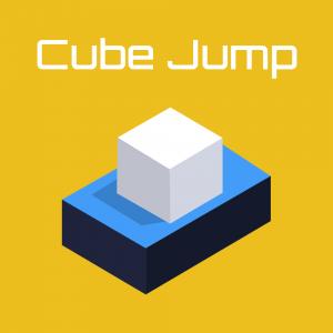 Cube Jump Game.