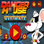 Danger Mouse Game.