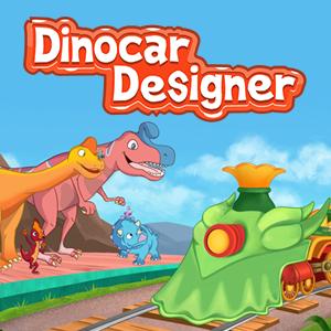 Dinosaur Train Dinocar Designer.