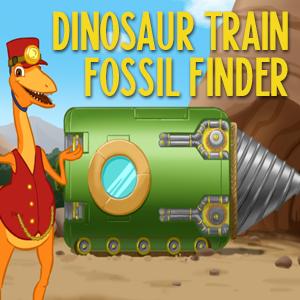 Dinosaur Train Fossil Finder.