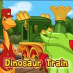 Dinosaur Train Rail Rally.