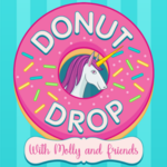Donut Drop With Molly and Friends.