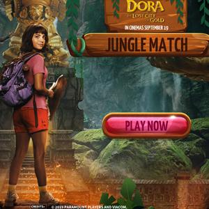 Dora Jungle Match.