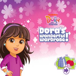 Dora's Wonderful Wardrobe.