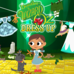 Dorothy and the Wizard of Oz Dress Up.