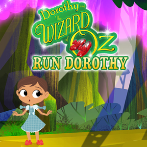 Dorothy and the Wizard of Oz Run Dorothy.