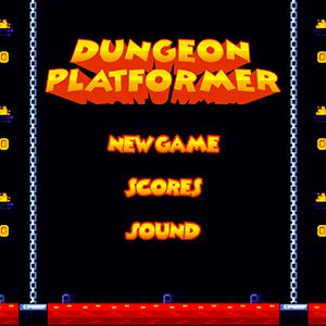 Dungeon Platformer.