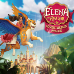 Elena of Avalor Adventures in Avalore Game.