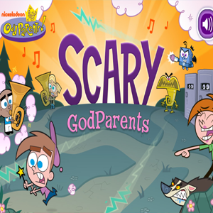Fairly OddParents Scary GodParents.