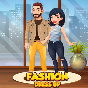 Fashion Dress Up Game.