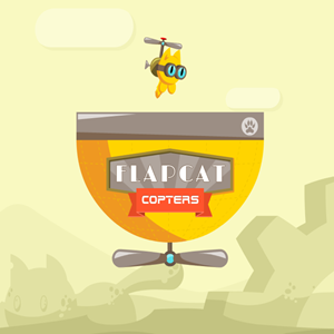 flapcat copters game.