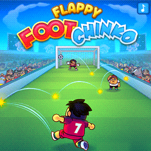 Flappy Foot Chinko Game.