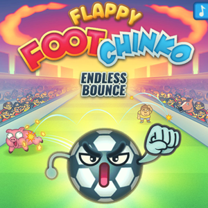 Flappy Foot Chinko Endless Bounce.