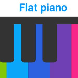 Flat Piano.
