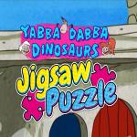 Flintstones Yabba Dabba Dinosaurs Jigsaw Puzzle Game.