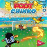 Foot Chinko Game.