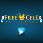 Freecell Solitaire.