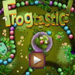 Frogtastic.