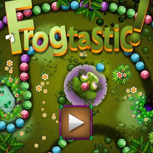 Frogtastic.