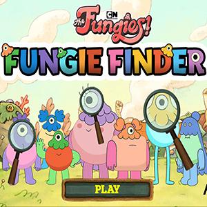 Fungies Fungie Finder.
