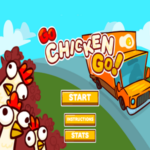 Go Chicken Go Game.