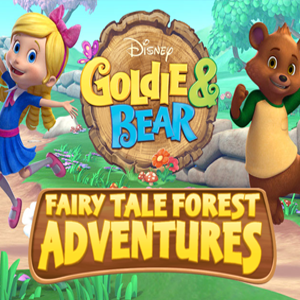 Goldie & Bear Fairy Tale Forest Adventures.