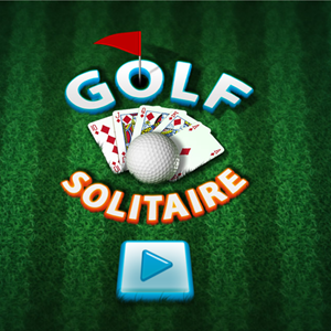 Golf Solitaire Game.