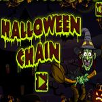 Halloween Chain Game.