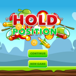 Hold Position.