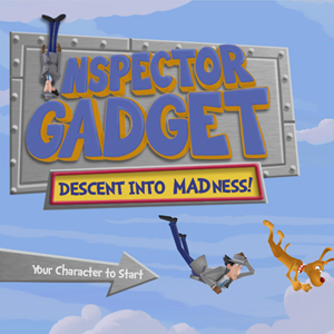 Inspector Gadget Descent Into Madness Game.