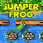jumper frog.