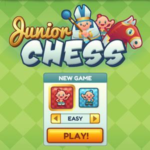 Junior Chess Game.