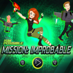 Kim Possible Mission Improbable.
