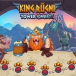 King Rugni Tower Conquest Game.