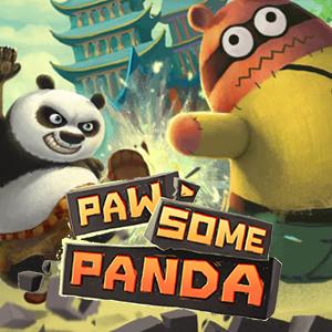 Kung Fu Panda Paw'Some Panda.