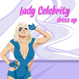 Lady Celebrity Dress Up.