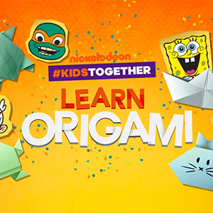 Learn Origami.