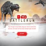 Lego Star Wars Battle Run.