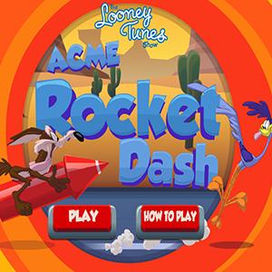 Looney Tunes Acme Rocket Dash.