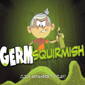 Loud House Germ Squirmish.