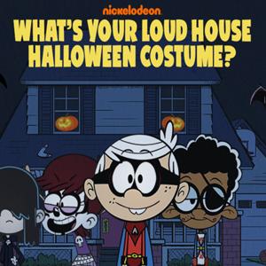 Loud House Whats Your Loud House Halloween Costume.